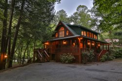 Ellijay Rental Cabin On the Water
