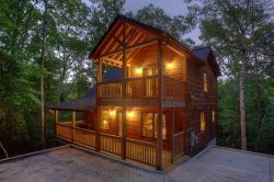 North GA Vacation Cabin in Gated Community - Dog Friendly!
