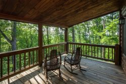 Blue Ridge Rental Cabin With Hot Tub