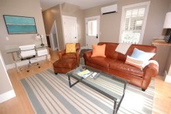 Urban Chic Furnished 1 Bed 1 Bath in the Heart of Portland`s Historic West End