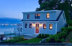 Furnished 3 Bedroom 3 Bathroom Waterfront Home Located on Desirable Falmouth Foreside