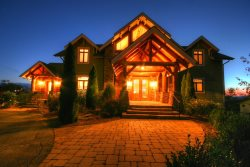 5BR Luxury Adirondack-style Mountain Home offering Panoramic Views and Amenities Galore!