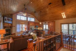 4BR Mountain Chalet with Seasonal Views and Foosball Table, close to Boone and Blowing Rock!