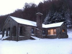 Stonehaven Lodge Winter