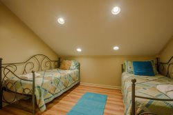 111 Skiway Upstairs Twin Bedroom Sleeps 3 with Trundle Bed