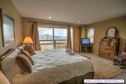 3 King Bed Suites, Long Range Views from Every Room with Lots of Windows, Less Than 5 Minutes to Boone or Blowing Rock (3BR/3.5BA)