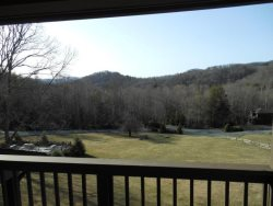 Expansive View from Private Porch