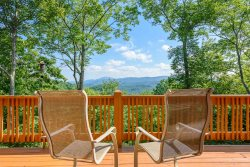 Valle Crucis Overlook - How about sitting here to enjoy a cup of coffee