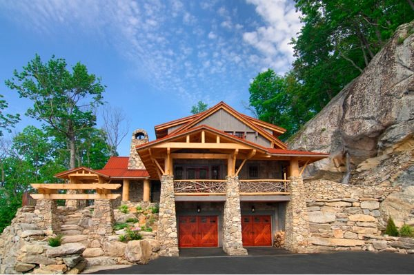 Boone nc cabin rentals blowing rock beech mountain for Cottage builders nc