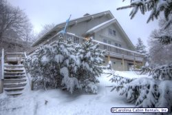 4BR Ski In Ski Out Chalet, Virtually Slopeside, Short Boardwalk to the Slopes (less than 100 FT), 2 King Suites, 3 Flat Screen TVs, Wii Gaming System, Sleeps 12