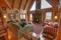 5BR Cabin, Minutes to Boone, Hot Tub, Pool Table, Fire Pit, Views, Stacked Stone Fireplace, Granite, Stainless, Flat Screen TV