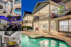 Prestige � Luxury 5 bed Pool Home with Games / Movie Room