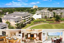 Relax in Centre Court, 3 Bed Luxury Condo Central Location in Reunion