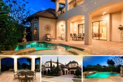 Legends Villa - 5 Bed Home With South Facing Pool, Finest Decor, Cinema Room and Stunning Golf Course Views