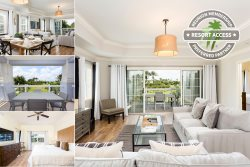 Cabana Court Paradise - New Luxury Modern Furniture 3 Bed Condo