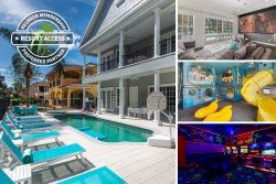 Homestead Mansion - 5 Bed Home With Large Pool