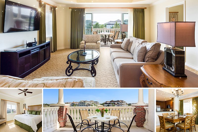 Sandy Ridge Deluxe Reunion Resort 3 Bed 3 Bath Condo