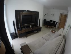 Modern 2 bedrooms 2 bathrooms apt in front of the Olympic Park