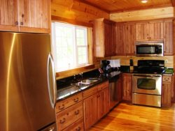 Fully Stocked Kitchen -- Just Add You