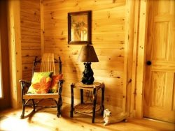 Mountainside Cabin Minutes from Horseback Riding and the Great Smoky Mountain Railroad