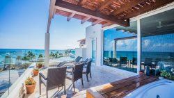 Corner Penthouse with unobstructed views of the Ocean!
