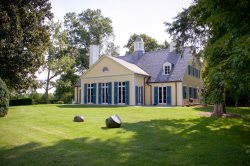 Colle:: Historical Estate with Pool, Across from Jefferson Vineyards