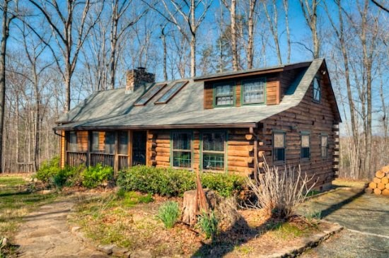 1 11 for Charlottesville cabin rentals hot tub