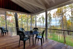 Broadhead Mountain Retreat :: mountain views overlooking Charlottesville and only 10 minutes away
