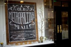 Old Metropolitan Hall :: Private Event Venue on the Downtown Mall