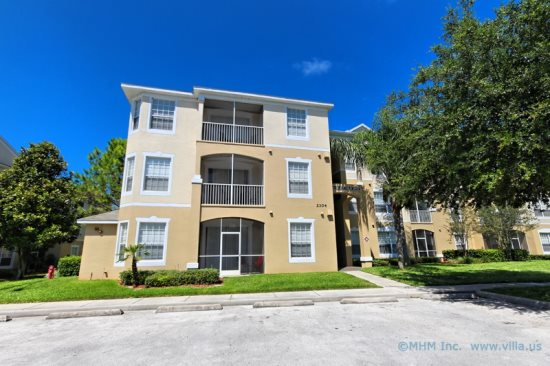 Panama Palms, Windsor Palms Resort. Florida Vacation Rental Condo.