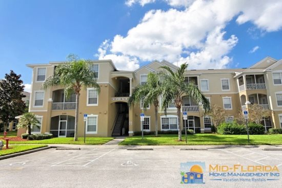 Monaco Palms - Windsor Palms Resort, Florida