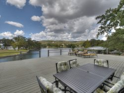Shady Grove Lake LBJ Luxury Vacation Rental
