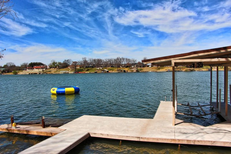 Sweet Mesquite Lake Lbj Luxury Vacation Rental With Swimming Pool