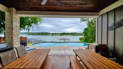 EARLY SUMMER SPECIAL! Custom Built Home With Swimming Pool, Ping-Pong, WIFI, V-Drive Wakeboard Boat Lift