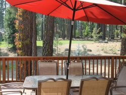 401 SEQUOIA Large home with deck overlooking a fantastic greenbelt.   $240.00- $275.00 BASED ON DATES AND NUMBER OF NIGHTS (plus county tax, SDI, Cleaning Fee  and processing fee)