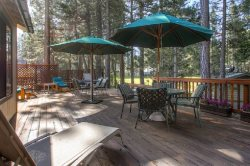 #44 SEQUOIA Huge deck! $220.00-$255.00 BASED ON DATES AND NUMBER OF NIGHTS (plus county tax, SDI, Cleaning Fee and processing fee)