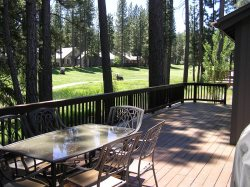 #130 SEQUOIA Mountain decor, on the golf course $200.00-$235.00 BASED ON DATES AND NUMBER OF NIGHTS (plus county tax, SDI, Cleaning Fee and processing fee)