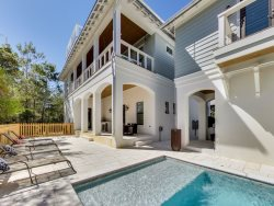 Viva la Vida!  An Exclusive, Brand-New Luxury Home and Retreat With Gulf Views, South of 30A