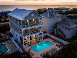 `Show Me 30A` 30A Escapes Ultimate Beach House + Pool, Gulf Views, Arcade Room, FREE BIKES!!