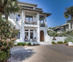 `Water`s Edge Casablanca` Seacrest Beach Vacation Rental House on South Side 30A + PRIVATE POOL!