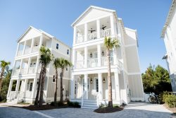 `Southern Cross` Brand New Home Steps to Gulf in Inlet Beach + BIKES + Community Pool