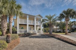 Barefoot Dreams 30A Seacrest Beach Vacation House Next to Lagoon Pool + FREE BIKES!