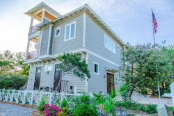 `Where the Sidewalk Ends` Beautiful Inlet Beach Vacation Rental Home