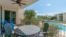 South Side 30A Luxury Seacrest Beach Vacation Rental in Exclusive High Pointe Resort + FREE BIKES!