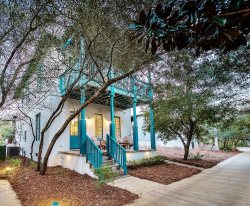 30A Rosemary Beach Vacation Rental House `Camellia Cottage` + FREE BIKES + 4 POOLS!