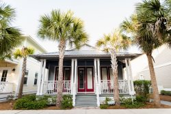 `Steps to Paradise` 30A FL Vacation Rental House in Seacrest Beach + FREE BIKES!