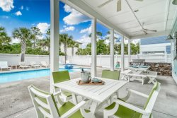Huge 30A Seagrove Beach Vacation Rental `The Ultimate Beach House 1`with PRIVATE POOL + FREE BIKES!