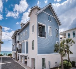 `Uno Mas` Inlet Beach Vacation House Steps from Gulf of Mexico and Rosemary Beach, FREE BEACH CHAIRS!