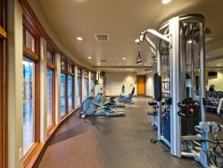 Fitness Center at Miners Club