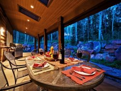 Outdoor Dining  Living